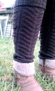 Knitting Pattern for Desert Warrior Legwarmers - #ad Easy legwarmers with arrow texture. Has matching mitts pattern. One of the patterns in Doomsday Knits Pictured project by gqoh85 tba