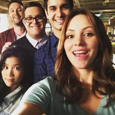 the team! #TeamScorpion #ScorpionCBS