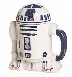 Star Wars R2-D2 Mug With Lid #TSVDAYCOMP