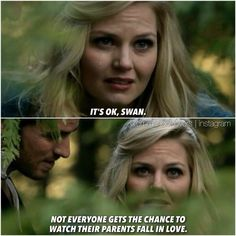 This scene was too cute. And Hook was obviously by her side. The feelings T.T ♥ captain swan is life! Credits to EmmaHookLovers on instagram!