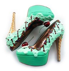 fourfancy Magazine: Shoes or desserts?