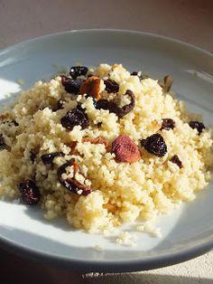 Ízőrző: Aszalt gyümölcsös kuszkusz Oatmeal, Breakfast, Recipes, Food, Kitchen, Bulgur, The Oatmeal, Morning Coffee, Cooking