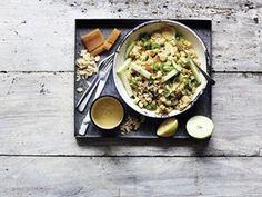 Kersete oor die kole Ramen, Ethnic Recipes, Food, Essen, Meals, Yemek, Eten