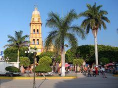 Atardecer en Rioverde - San Luis Potosi, México