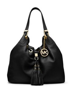 MICHAEL Michael Kors  Large Camden Drawstring Shoulder Tote. pretty good!!