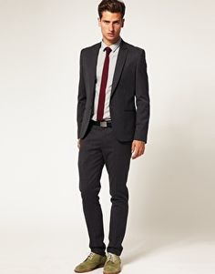 suit - do you like skinny fit better?