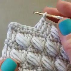 Crochet Simple, Crochet Diy, Crochet Basics, Crochet For Beginners, Crochet Motif, Crochet Designs, Crochet Crafts, Crochet Stitches, Crochet Projects