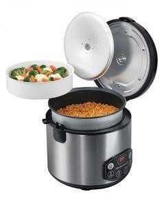 Hamilton Beach: Digital Simplicity™ Deluxe Rice Cooker/Steamer (37536)