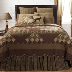 Barrington Quilt by VHC Brands | from hayneedle.com