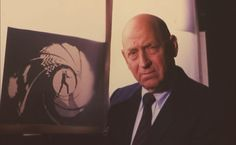 <p>Maurice Binder was a film title designer best known for his work on 14 James Bond films including the first, Dr. No in 1962.