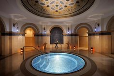 What's On reveals the best traditional Hammam in Dubai at some of the best spas in Dubai, including Saray Spa, One&Only, Rixos and JW Marriott Marquis. Mirage Hotel, Sainte Claire, One & Only, Best Spa, Luxury Spa, Luxury Bath, Luxury Hotels, Bathroom Spa, United Arab Emirates