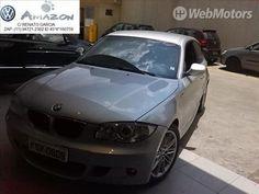 BMW-118i-2.0 SPORT EDITION 16V GASOLINA 2P AUTOMÁTICO