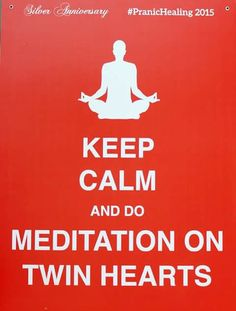 Twin heart meditation