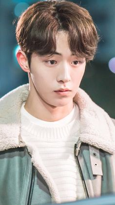 Find images and videos about nam joo hyuk and jung joo hyung on We Heart It - the app to get lost in what you love. Nam Joo Hyuk Cute, Nam Joo Hyuk Lee Sung Kyung, Jong Hyuk, Park Hae Jin, Park Seo Joon, Asian Actors, Korean Actors, Weightlifting Fairy Kim Bok Joo Wallpapers, Weighlifting Fairy Kim Bok Joo