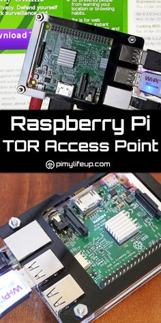 How to setup a Raspberry Pi TOR Access Point