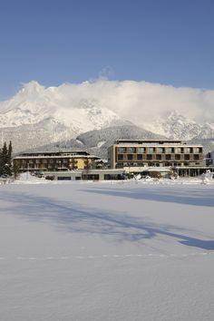 Hotel Ritzenhof, Saalfelden im Winter Wellness Hotel Salzburg, Hotel Spa, Austria, Most Beautiful, Country, Winter, Places, Outdoor, Salzburg Austria