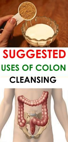 Suggested Uses Of Colon Cleansing #suggesteduses #coloncleansing