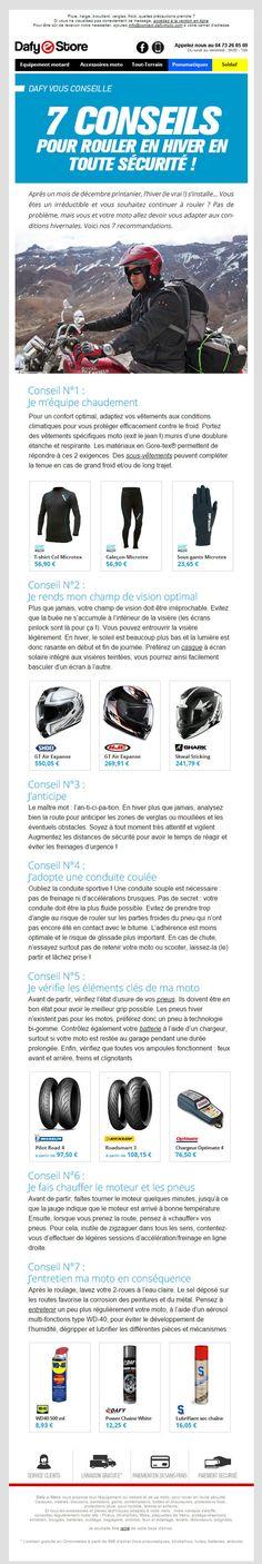 Dafy Moto   Email éditorial, conseils et sélection de produits 6b304c233e64