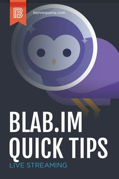 Have you heard about Blab.im, a live-streaming community? Are you thinking about hosting a Blab to engage with your community in real-time? Here are several Quick Tips for Blab to make the most of your live streaming experience.