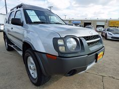 Xterra a Nissan in the House? There Sure Is! This 2-Owner 2002 #Nissan #Xterra XE #4x4 #SUV with a Clean CARFAX is a Deal at Just $3,990! -- http://hertelautogroup.com/2002-Nissan-Xterra/Used-SUV/FortWorth-TX/9822529/Details.aspx -- https://youtu.be/b12kXX_qUKE  #nissanxterra #4wheeldrive #4wd #firstcar #offroad