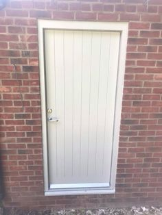 Panel Door from Olsen Doors and Windows