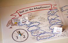 week 2 mayflower game
