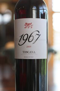 Cantina Del Grifone 1967 Toscana 2009 - Trader Joe's Week Wine #4...(fruity, not heavy red)