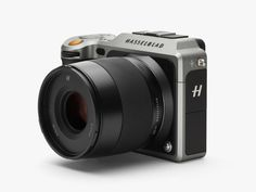 Hasselblad's New X1D Medium Format Camera Costs $9,000, But It Sure Is Compact | WIRED