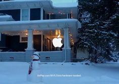 泣ける!クリスマスにアップルから届いたビデオレター。Apple Holiday TVCM