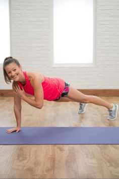 Torch 400 Calories in 40 Minutes With This Bodyweight Workout