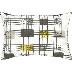 "Titan 20""x13"" Outdoor Pillow in Decorative Pillows 
