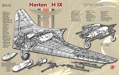horton 229 german aircraft | German Flying wings-horten_ho_229_v3.jpg