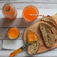Orange Paprika Spread - Anne Travel Foodie