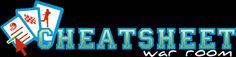 cheatsheetwarroom.com // Create customized fantasy cheat sheets for fantasy football