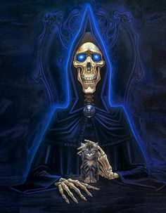 Grim Reaper kidby - Google Search