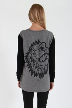 ilabb Savoury Long Sleeve Tee - Long Sleeve T-Shirts North Beach, Seafolly, Stussy, Graphic Sweatshirt, T Shirt, Hoodies, Sweatshirts, Oakley, Long Sleeve Tees