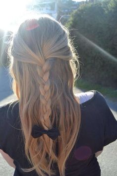 Hair for today