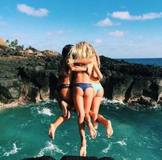Pin by maya handler on friendship best friend pictures, best friend goals. Soul Sisters, Summer Goals, Summer Of Love, Best Friend Goals, My Best Friend, Site Mode, Acacia Swimwear, Dear Diary, Best Friend Pictures