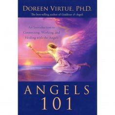 Angels 101 by Doreen Virtue (Paperback, for sale online Doreen Virtue, Books About Angels, New Books, Books To Read, Number Sequence, Angel Numbers, Personal Library, Inspirational Books, Meant To Be