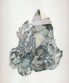crystal drawing - Google-søk