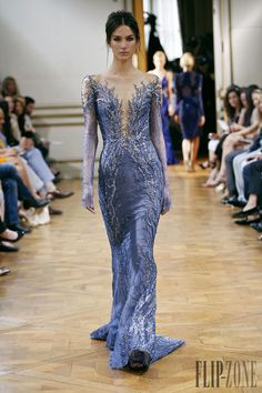 Zuhair Murad - Couture - Official pictures, F/W 2013-2014 - http://www.flip-zone.net/fashion/couture-1/fashion-houses/zuhair-murad-4025