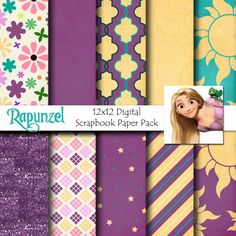 Hey, I found this really awesome Etsy listing at http://www.etsy.com/listing/160228430/rapunzel-disney-tangled-inspired-12x12