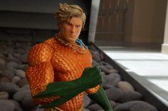 DC New 52 Justice League Aquaman