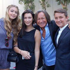 Hadid family