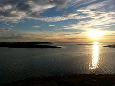 Sør-gjæsling, on the coast of Norway