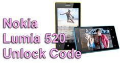 How To Unlock Nokia Lumia 520