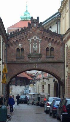 Krakow... Paso peatonal. MP y PJV