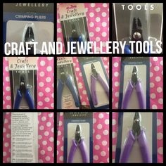 DIY STitch Markers TOOLS - Tweezers