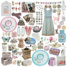 Some new items! by zoella on Polyvore featuring Sambag, NewYork doll, Monsoon, Rosie Fox, Lollia, L'Occitane, Fringe, Royal Albert and Vintage Collection