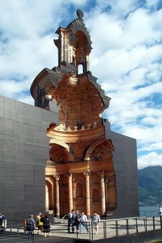 San Carlo Church, Lugano, Switzerland